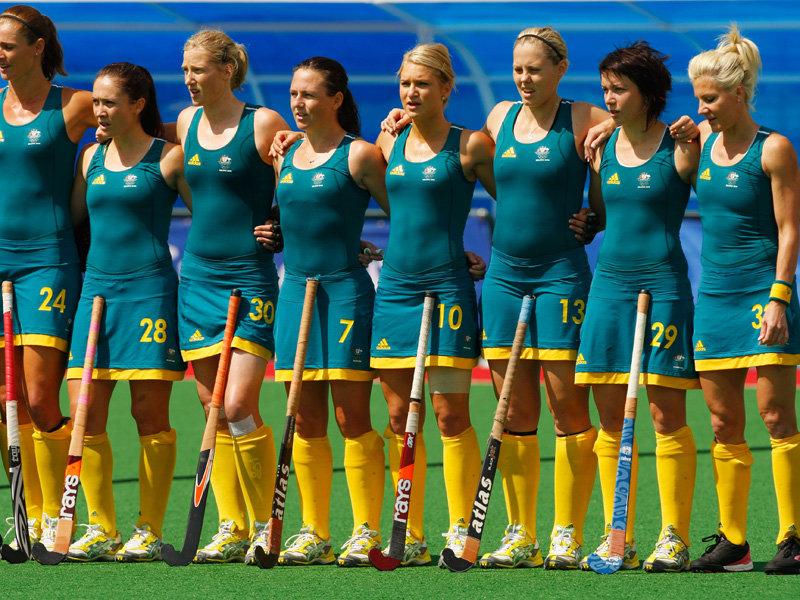 Australian Hockey Team