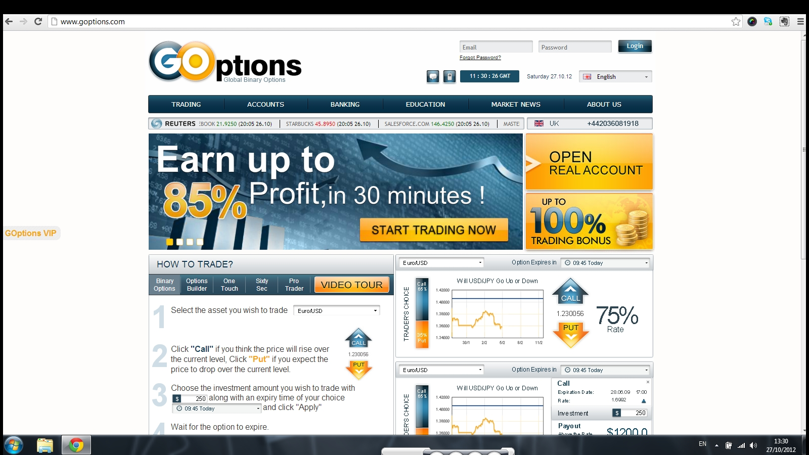 vip binary options trading uk tax