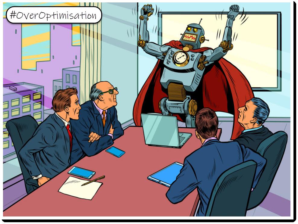 #OverOptimisation